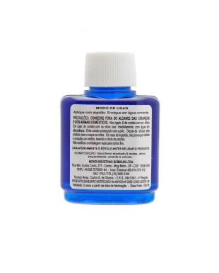 Limpa prata monzi médio com 35 ml